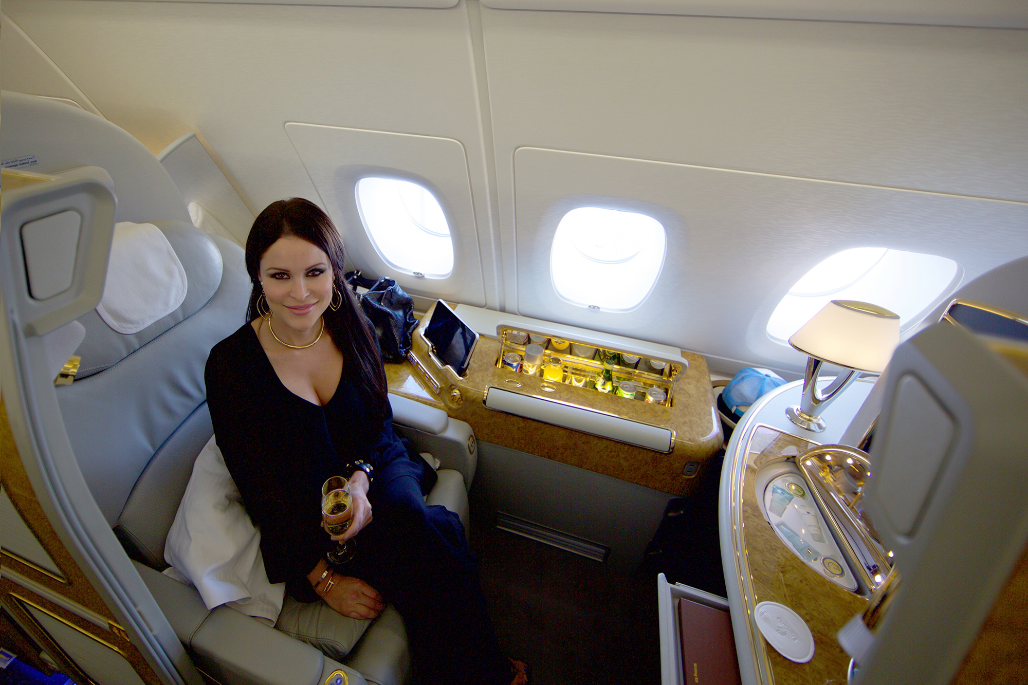 How to Get About Emirates First Class and Business Class ?